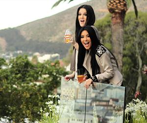 kim kardashian, kardashians, and kim image