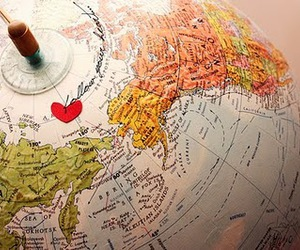 heart and world image
