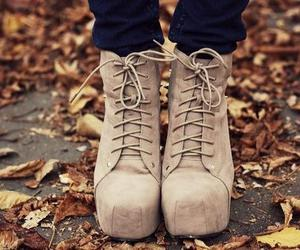 lovely, shoes, and love image