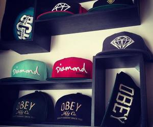 swag, obey, and diamond image
