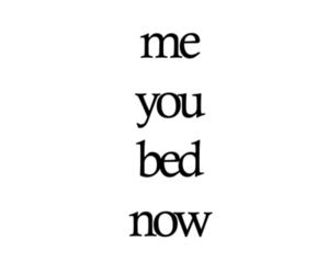 bed, i like, and now image