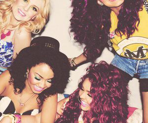 little mix, perrie edwards, and jesy nelson image