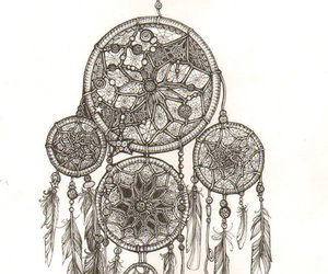 art, dreamcatcher, and beautiful image