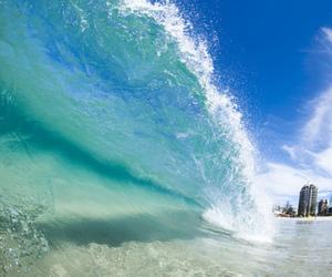 waves, ocean, and beautiful image