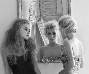 olsen, dress, and twins image