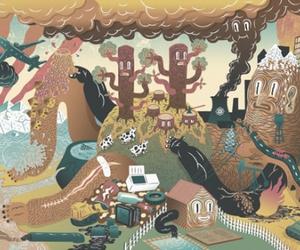 adrian fleet and illustration image