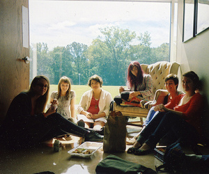teen and friends image