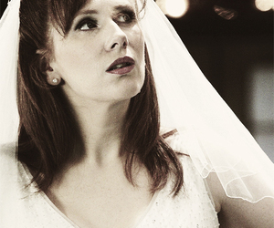 doctor who, wedding, and donna noble image