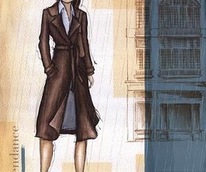 fashion, art, and paris image
