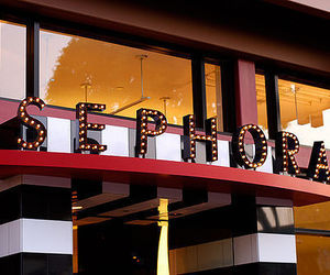 sephora, makeup, and store image