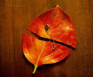broken, orange, and conceptual image