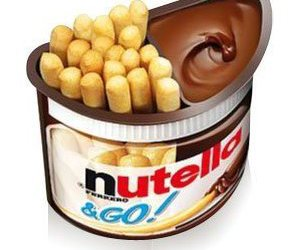 delicious, nutella, and so good image