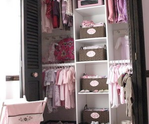 baby and closet image