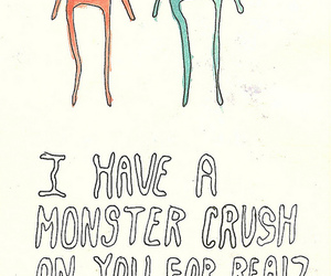crush and monster image