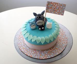 cake, kawaii, and sweet image