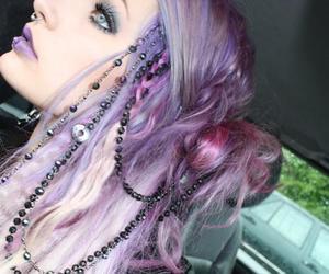 alternative, fashion, and hair image
