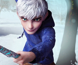 frost, jack, and jack frost image