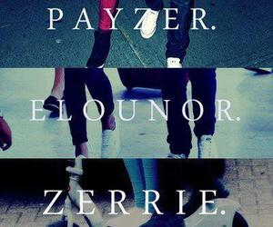 payzer, zerrie, and elounor image