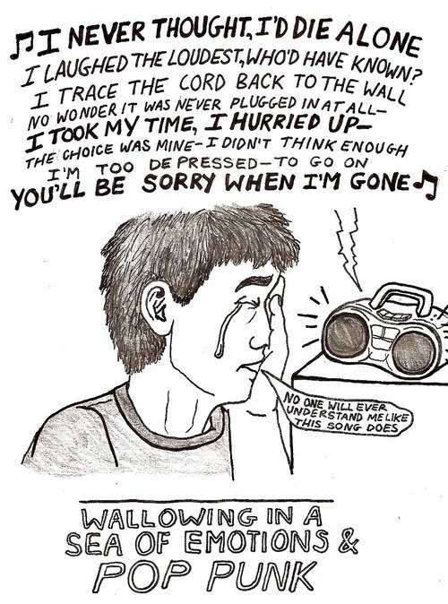 adam's song, blink 182, and blink-182 image