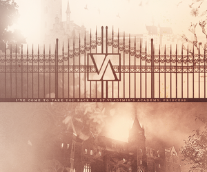 princess, va, and vampire academy image
