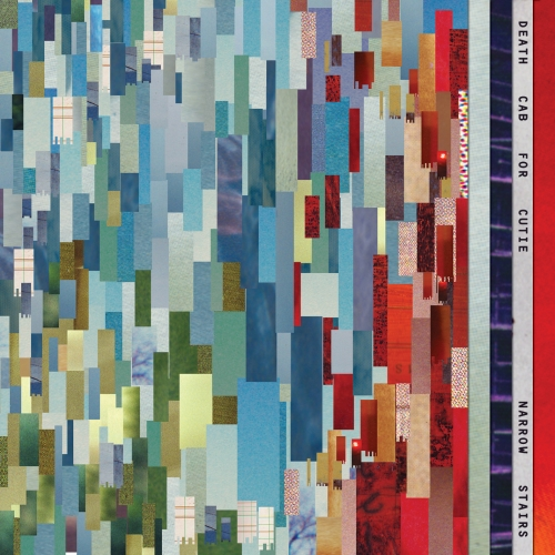 death cab for cutie, album, and album cover image