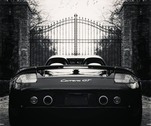 car, porsche, and luxury image