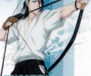 bleach and byakuya image