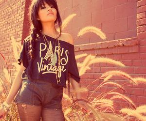 fashion, girl, and paris image