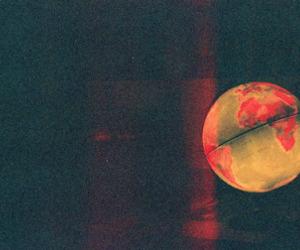 light, world, and night image
