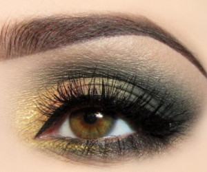 eye, make-up, and make up image