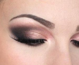 eyes, eyeshadow, and fashion image
