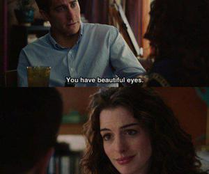 quotes, movie, and eyes image