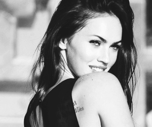 megan fox, sexy, and tattoo image
