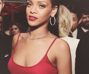 rihanna, riri, and red image