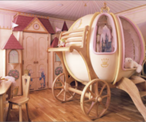 princess, room, and cinderella image