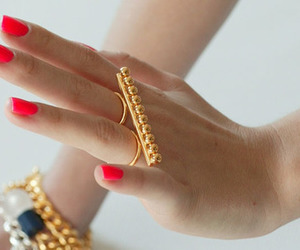 accessory, ring, and fashion image