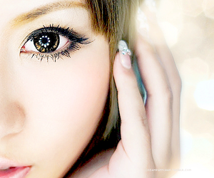 circle lenses image
