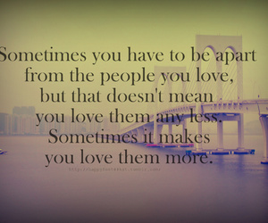 sometimes and love image