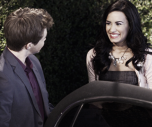 demi lovato, sonny, and sonny with a chance image