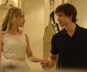piper perabo, covert affairs, and auggie anderson image