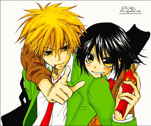anime, manga, and maid sama image