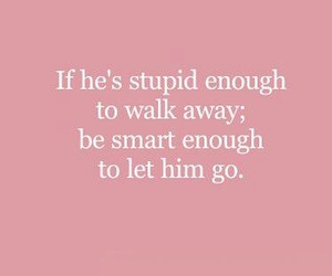 quote, boy, and breakup image