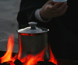 arabian tea image
