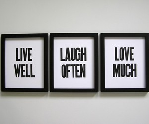 laugh and love image