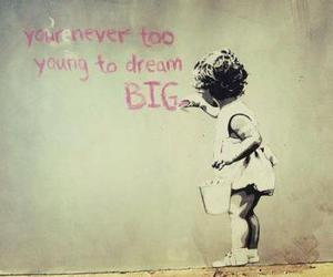 Dream and big image