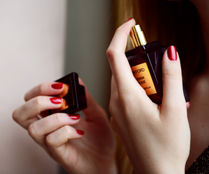 perfume, nails, and tom ford image