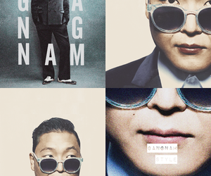 psy, kpop, and gangnam style image