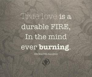 burning, fire, and mind image