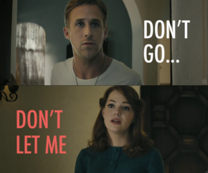 emma stone, quote, and ryan gosling image