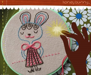 craft, embroidery, and crafts image